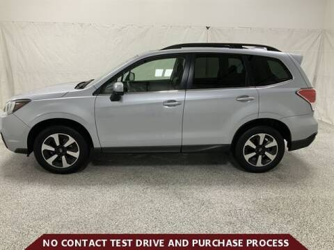 2017 Subaru Forester for sale at Brothers Auto Sales in Sioux Falls SD