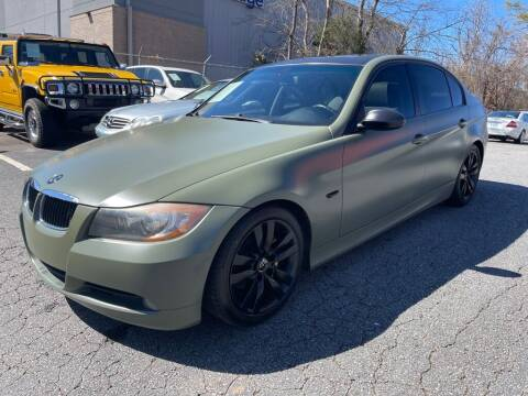 2007 BMW 3 Series for sale at Quality Autos in Marietta GA