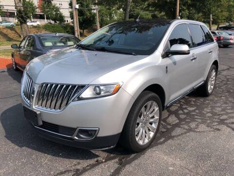 2013 Lincoln MKX for sale at Premier Automart in Milford MA
