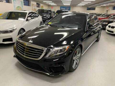 2015 Mercedes-Benz S-Class for sale at Newton Automotive and Sales in Newton MA
