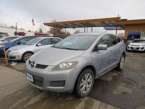 2007 Mazda CX-7 for sale at Nile Auto Sales in Denver CO