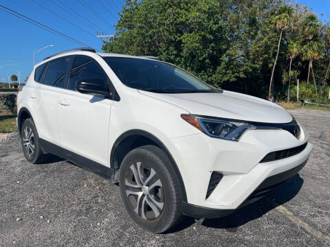 2018 Toyota RAV4 for sale at Key West Kia - Wellings Automotive & Suzuki Marine in Marathon FL