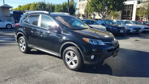 2015 Toyota RAV4 for sale at In-House Auto Finance in Hawthorne CA