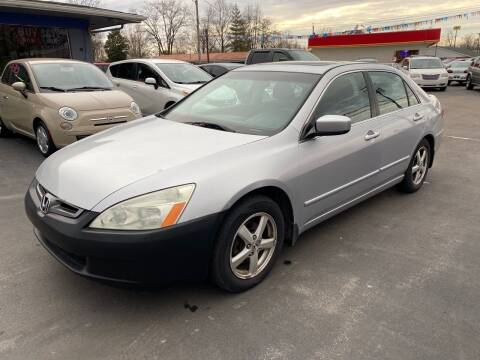2004 Honda Accord for sale at Wise Investments Auto Sales in Sellersburg IN