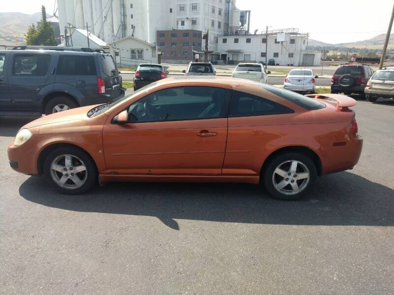 2006 Chevrolet Cobalt for sale at Creekside Auto Sales in Pocatello ID