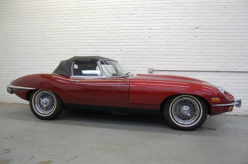 1969 Jaguar E-Type for sale at Forza in Gaylordsville CT