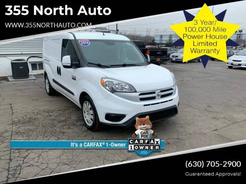 2016 RAM ProMaster City Wagon for sale at 355 North Auto in Lombard IL