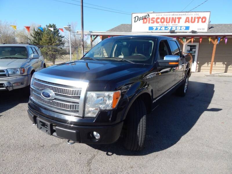 2009 Ford F-150 for sale at Dave's discount auto sales Inc in Clearfield UT