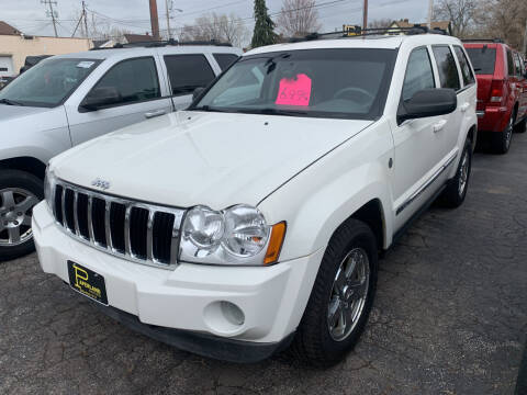 2006 Jeep Grand Cherokee for sale at PAPERLAND MOTORS - Fresh Inventory in Green Bay WI