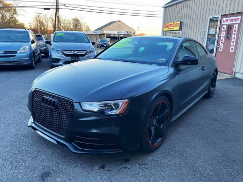 2014 Audi RS 5 for sale at Dijie Auto Sale and Service Co. in Johnston RI