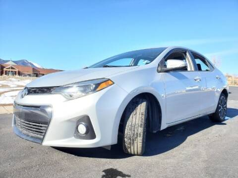 2016 Toyota Corolla for sale at Lakeside Auto Brokers Inc. in Colorado Springs CO