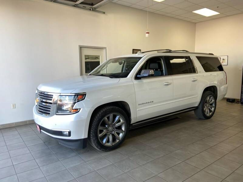 2016 Chevrolet Suburban for sale at DAN PORTER MOTORS in Dickinson ND