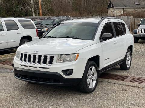 2011 Jeep Compass for sale at AMA Auto Sales LLC in Ringwood NJ