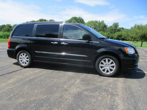 2014 Chrysler Town and Country for sale at Crossroads Used Cars Inc. in Tremont IL