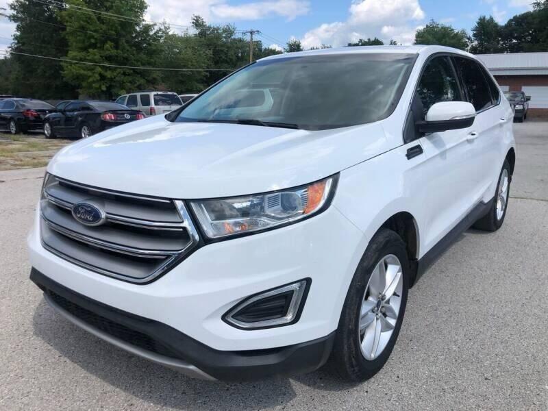 2015 Ford Edge for sale at Auto Target in O'Fallon MO