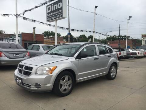 2008 Dodge Caliber for sale at Dino Auto Sales in Omaha NE