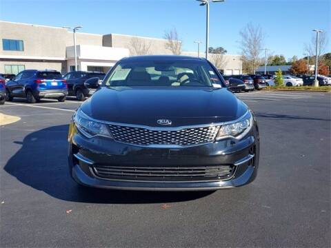 2018 Kia Optima for sale at Lou Sobh Kia in Cumming GA