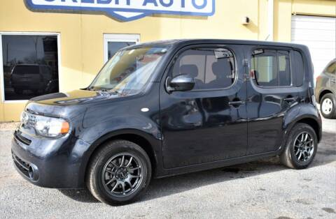 2011 Nissan cube for sale at Buy Here Pay Here Lawton.com in Lawton OK