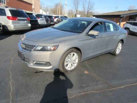 2019 Chevrolet Impala for sale at Riverside Motor Company in Fenton MO