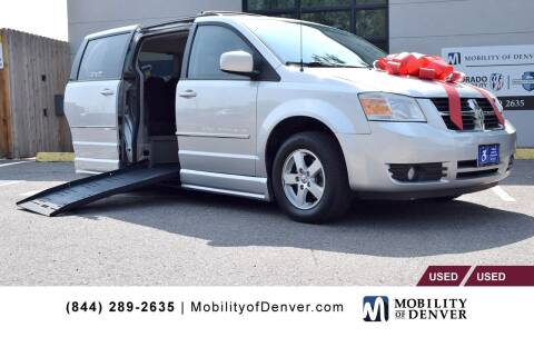 2010 Dodge Grand Caravan for sale at CO Fleet & Mobility in Denver CO