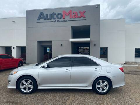 2014 Toyota Camry for sale at AutoMax of Memphis - V Brothers in Memphis TN