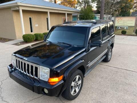 2006 Jeep Commander for sale at Asap Motors Inc in Fort Walton Beach FL