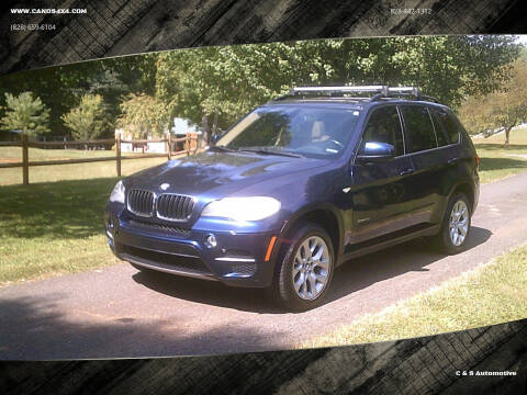 2012 BMW X5 for sale at C & S Automotive in Nebo NC