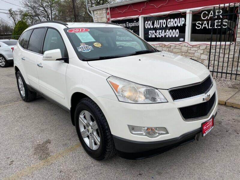 2012 Chevrolet Traverse for sale at GOL Auto Group in Austin TX