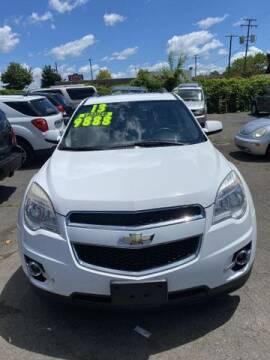 2013 Chevrolet Equinox for sale at Mastro Motors in Garden City MI
