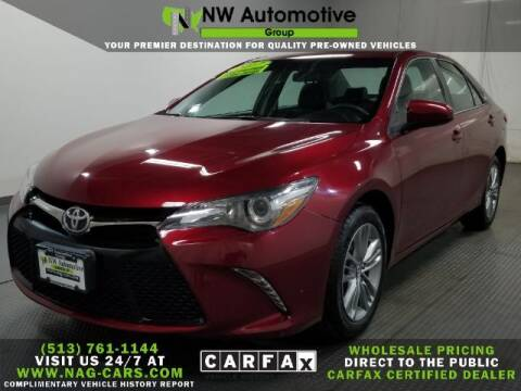 2017 Toyota Camry for sale at NW Automotive Group in Cincinnati OH