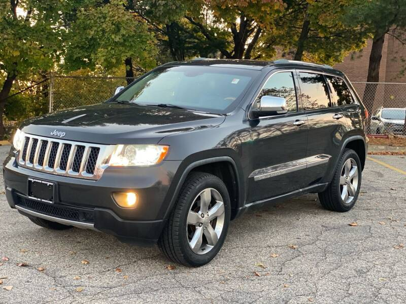 2011 Jeep Grand Cherokee for sale at Welcome Motors LLC in Haverhill MA