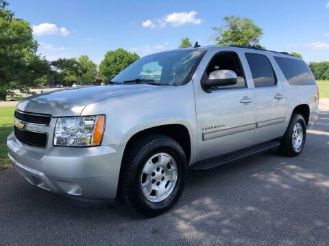 2011 Chevrolet Suburban for sale at COUNTRYSIDE AUTO SALES 2 in Russellville KY