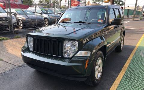 2011 Jeep Liberty for sale at DEALS ON WHEELS in Newark NJ