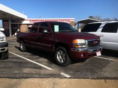 2005 GMC Sierra 1500 for sale at Spartan Auto Sales in Beaumont TX
