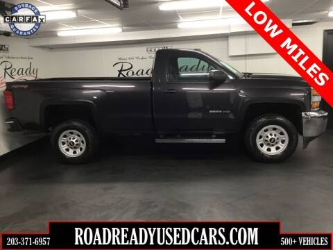 2015 Chevrolet Silverado 2500HD for sale at Road Ready Used Cars in Ansonia CT