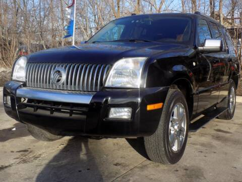 2008 Mercury Mountaineer for sale at Carmen's Auto Sales in Hazel Park MI