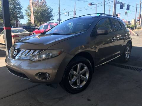 2010 Nissan Murano for sale at Michael's Imports in Tallahassee FL