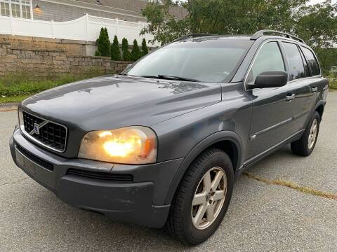 2005 Volvo XC90 for sale at Kostyas Auto Sales Inc in Swansea MA