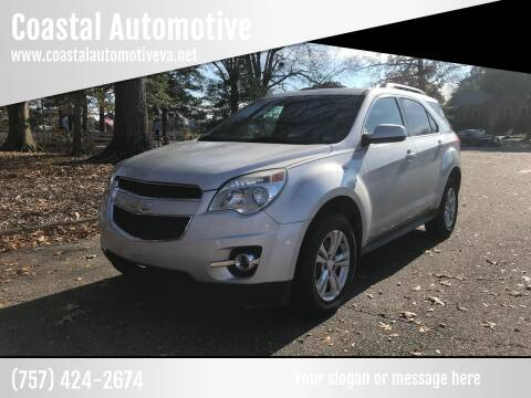 2011 Chevrolet Equinox for sale at Coastal Automotive in Virginia Beach VA
