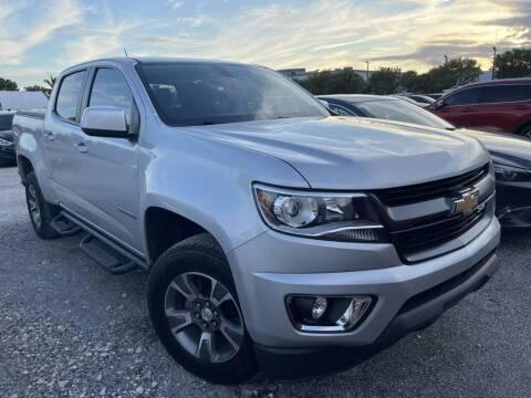 2019 Chevrolet Colorado for sale at DORAL HYUNDAI in Doral FL