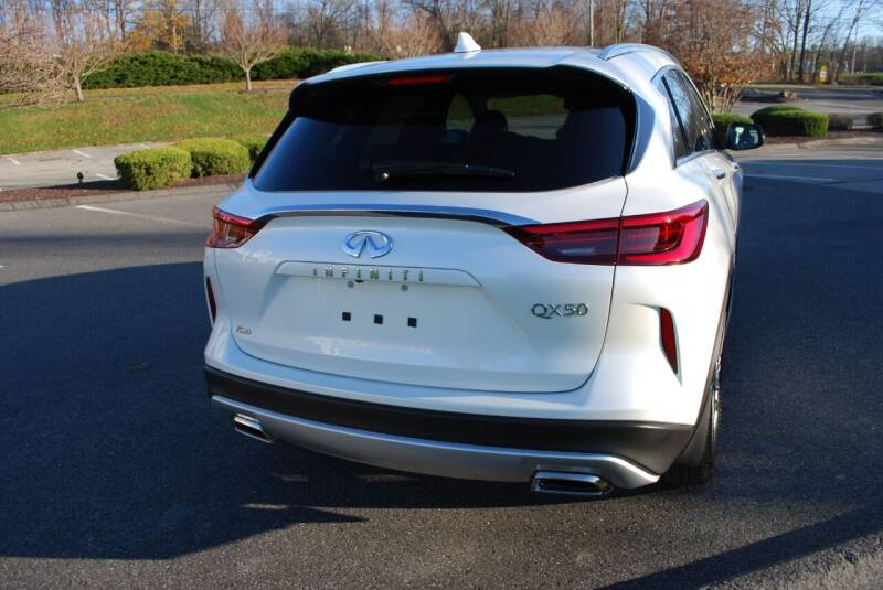 2019 Infiniti QX50 AWD Essential 4dr Crossover - New Milford CT