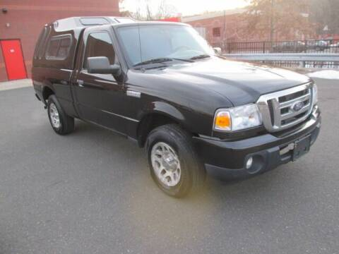 2010 Ford Ranger for sale at Tri Town Truck Sales LLC in Watertown CT