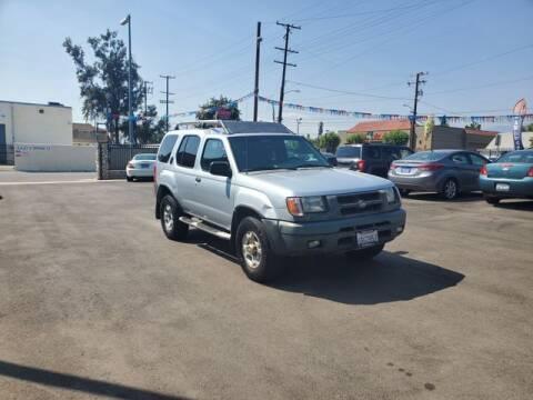 2000 Nissan Xterra for sale at Silver Star Auto in San Bernardino CA