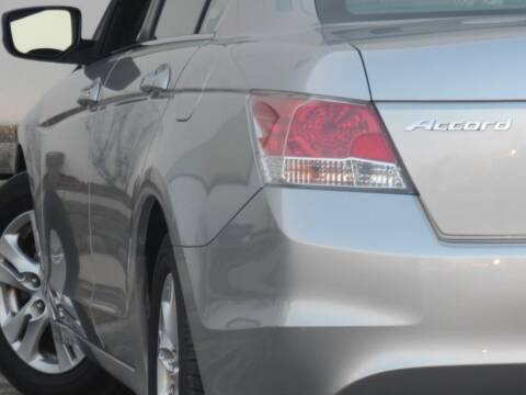 2008 Honda Accord for sale at Moto Zone Inc in Melrose Park IL