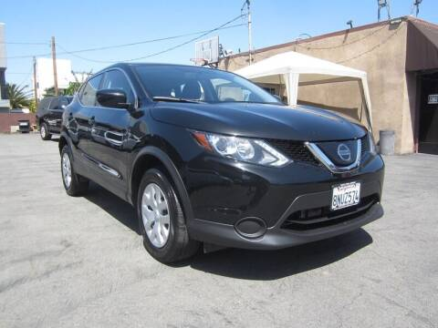 2019 Nissan Rogue Sport for sale at Win Motors Inc. in Los Angeles CA