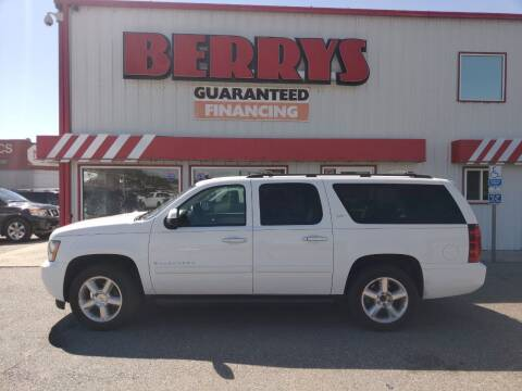 2007 Chevrolet Suburban for sale at Berry's Cherries Auto in Billings MT