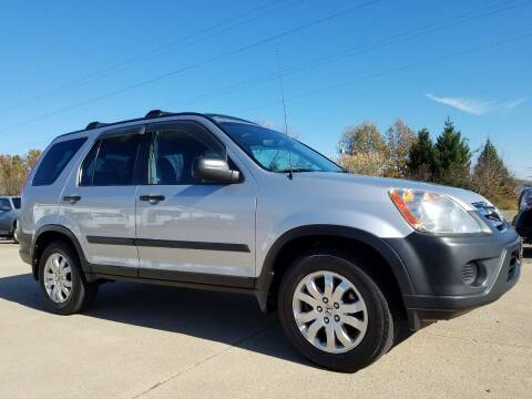 2005 Honda CR-V for sale at CarNation Auto Group in Alliance OH
