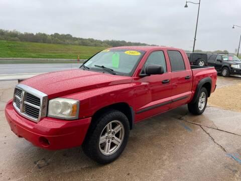 2007 Dodge Dakota for sale at River Motors in Portage WI