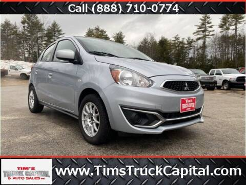 2018 Mitsubishi Mirage for sale at TTC AUTO OUTLET/TIM'S TRUCK CAPITAL & AUTO SALES INC ANNEX in Epsom NH