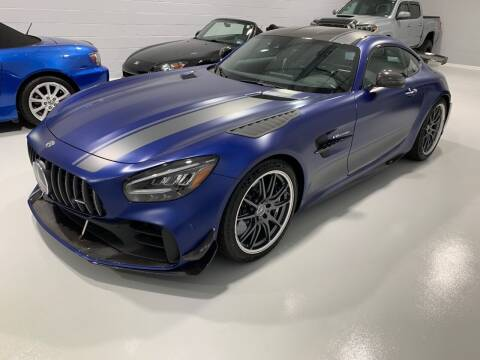 2020 Mercedes-Benz AMG GT for sale at POTOMAC WEST MOTORS in Springfield VA